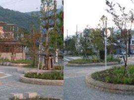 宋徳建設 中町通地区広場整備工事