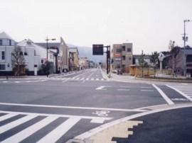 宋徳建設 道路工事 新浜松原線街路整備工事