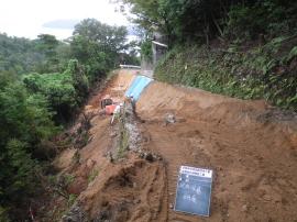 宋徳建設 道路工事 道路改良工事・舗装工事