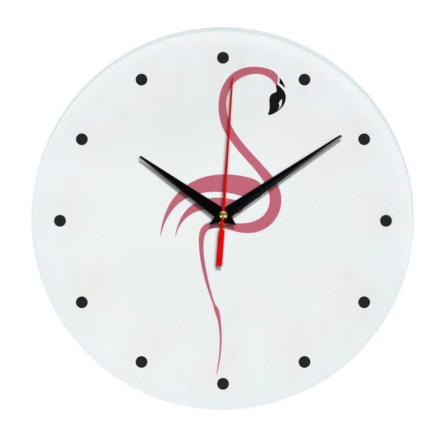 flamingo15-clock