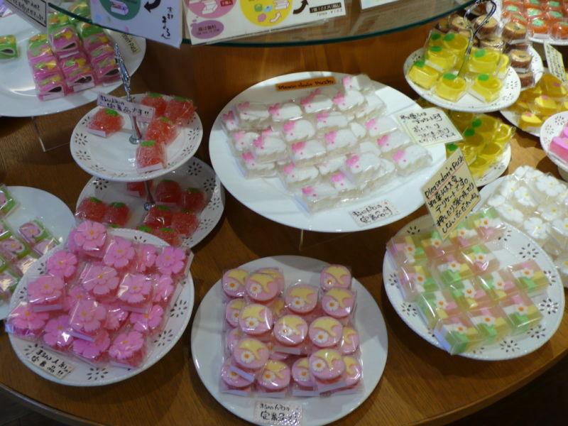 Japanese food Japanse sweets