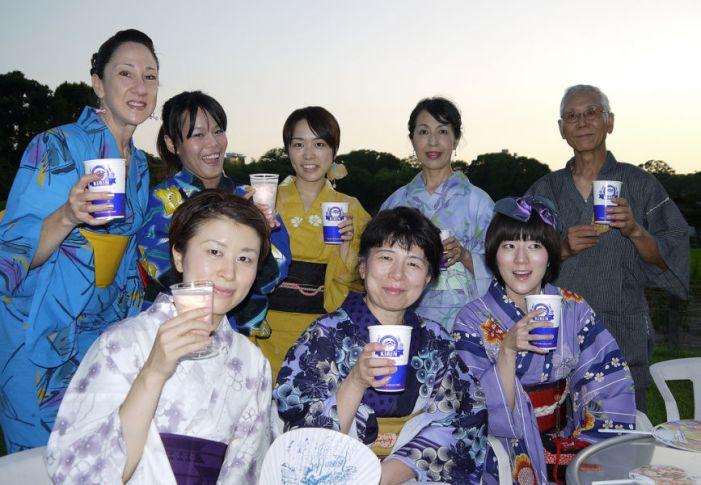 yukata party