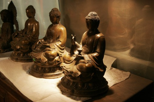 Buddha statues. Insadong (Arts and Crafts District) / http://creativecommons.org/licenses/by/2.0/