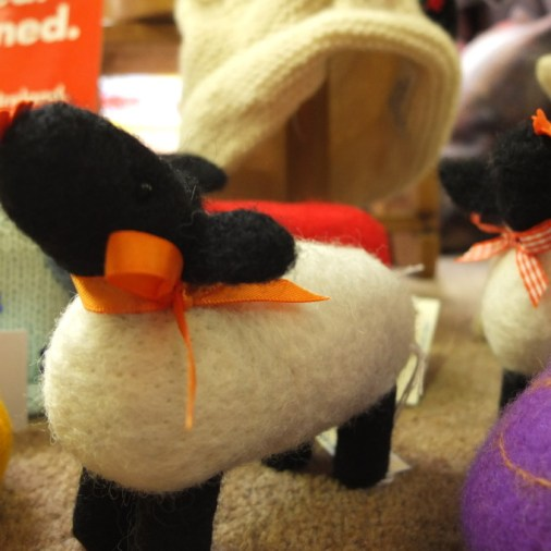 best shopping dublin souvenirs cleo's handmade toy sheep