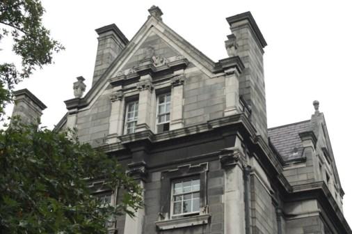 Dublin attractions Dublin Trinity College building