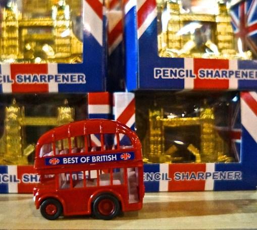 mini london bus toy car toy mini cooper london unique gift souvenir