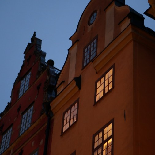 stockholm swedish building old town gamla stan