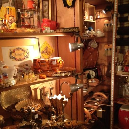 austin texas antique shopping
