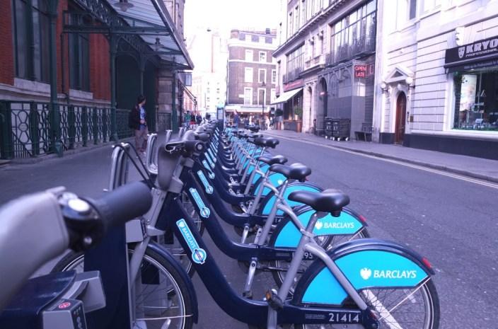 boris bikes convent garden london england