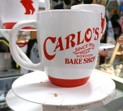 Carlo's Bake shop mug
