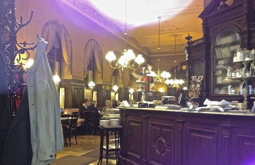 Cafe Sperl is a little down at the heel, which I thought adds to its charm, but may not be for everyone.