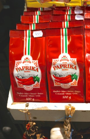 Paprika Souvenir Hungary Budapest Goulash