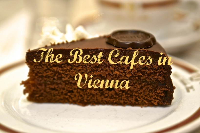 the best cafes in Vienna