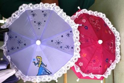 Frozen's Elsa merchandise buy disney available parasol umbrella