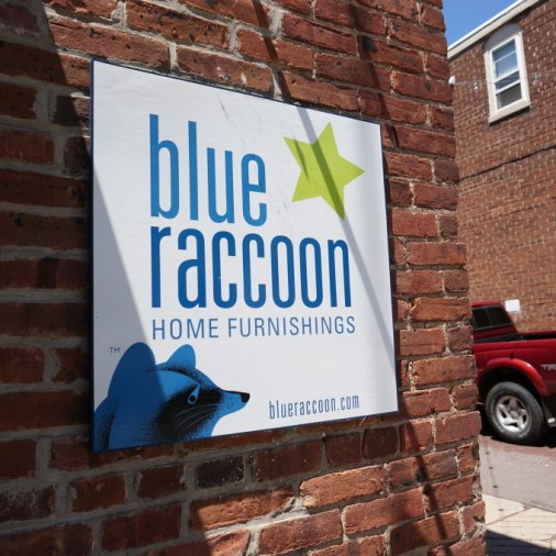 day trip Lambertville NJ Blue Raccoon home decor
