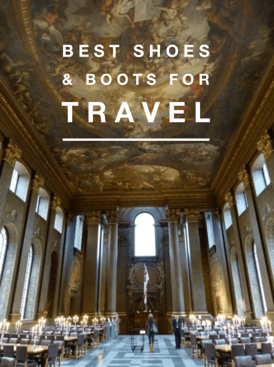 Best Travel Boots and Shoes