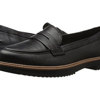 clarks best comfortable loafer and walking shoe