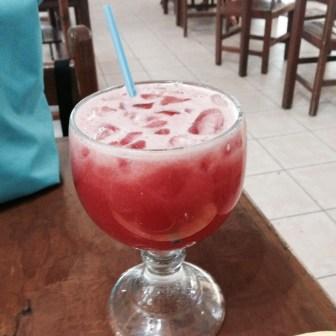 watermelon aguas fresca sandia mexico fruit drinks
