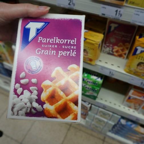 Pearl Sugar for Belgian waffle mix