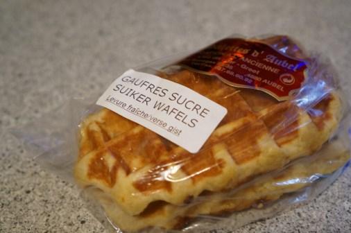 Belgian Waffles supermarket grocery store