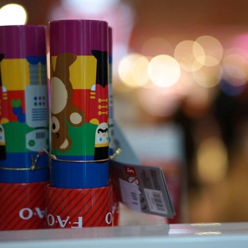 FAO Schwartz NYC toys kids kaleidoscope