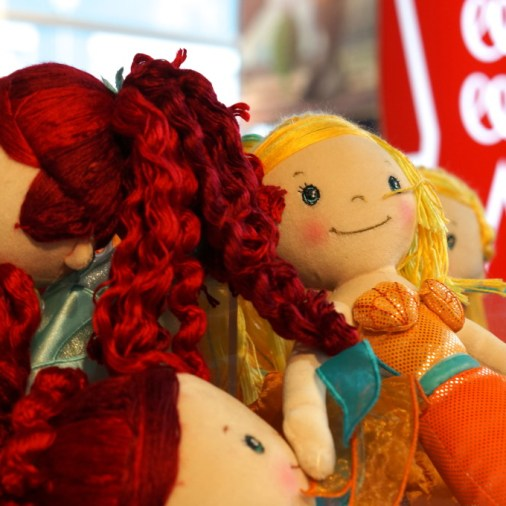 fao shwarz dolls nyc mermaid
