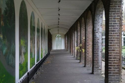 Holland Park, London.