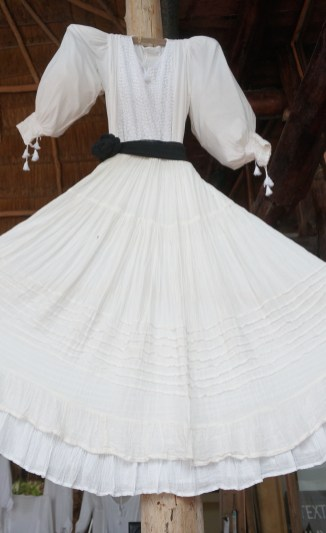 Playa Del Carmen Shopping Dress