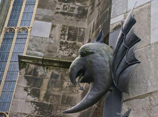 Aachen Germany Gargoyle