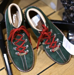 austrian hiking shoes souvenir