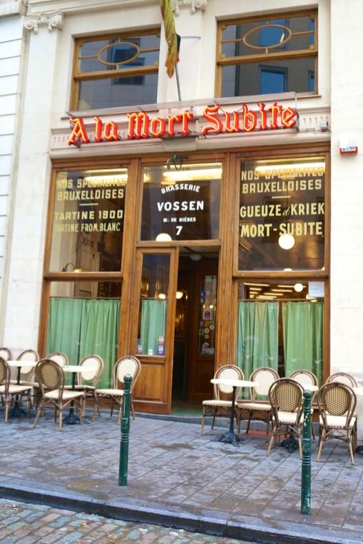 Beer In Brussels Belgium