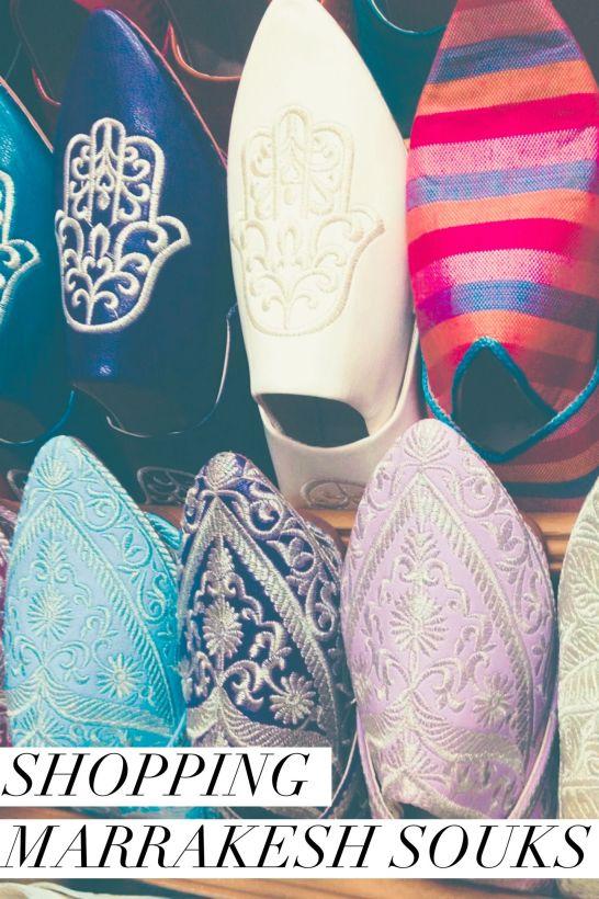 Marrakesh Shopping Guide