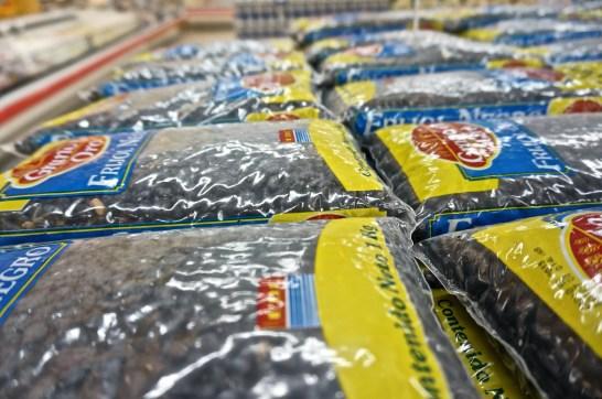 Mexico Supermarket Black Beans