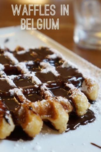 Best Waffles in Belgium