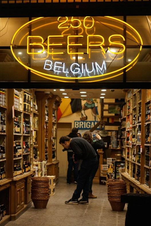 Where To Buy Beer Brussels Belgium