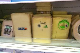 French Supermarket Souvenir Monoprix Cheese Comte