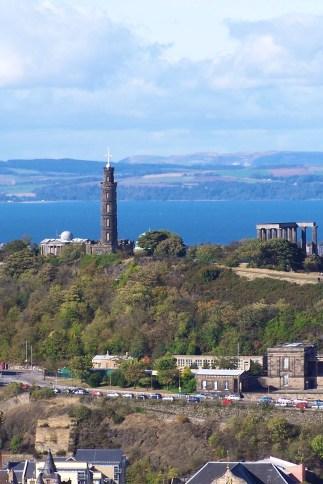 Scotland View Edinburgh