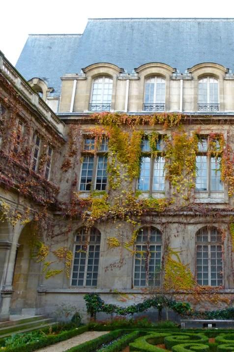 Musee Carnavalet, Marais, Paris