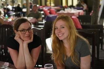 Cheryl and Jessica.