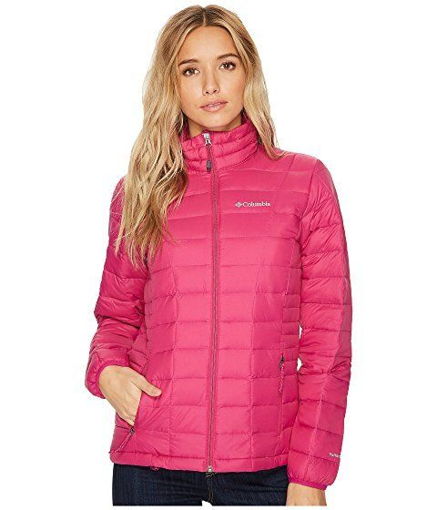slimmest warm women's puffer jacket