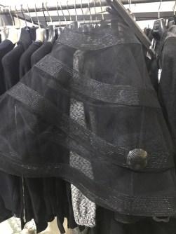 French skirt designer La Piscine Bourgeois Outlet Store Marais