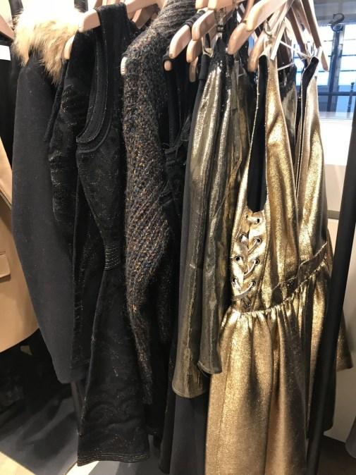 shopping dresses Marais paris