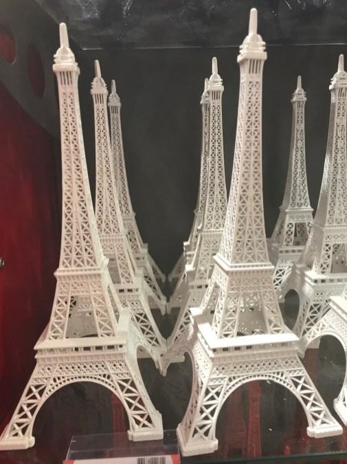 mini eiffel towers