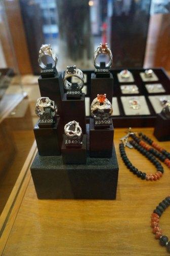 volcanic jewelry
