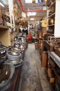 Inside the vintage shop Mother of Junk.