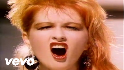 Cyndi Lauper Girls Just Want To Have Fun