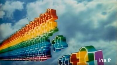 Ouverture d'antenne TF1 1979