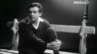 Richard Anthony - J'entends siffler le train