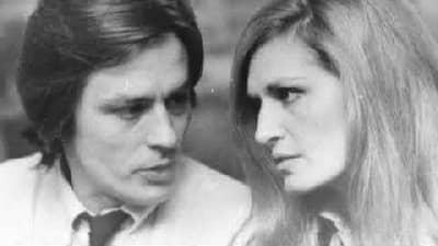 Dalida et Alain Delon - Paroles...paroles...