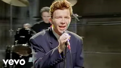Rick Astley - Take Me to Your Heart vignette
